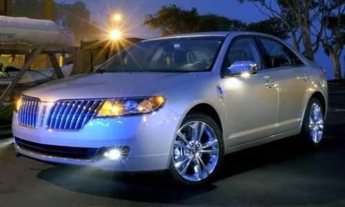 Lincoln MKZ EAP