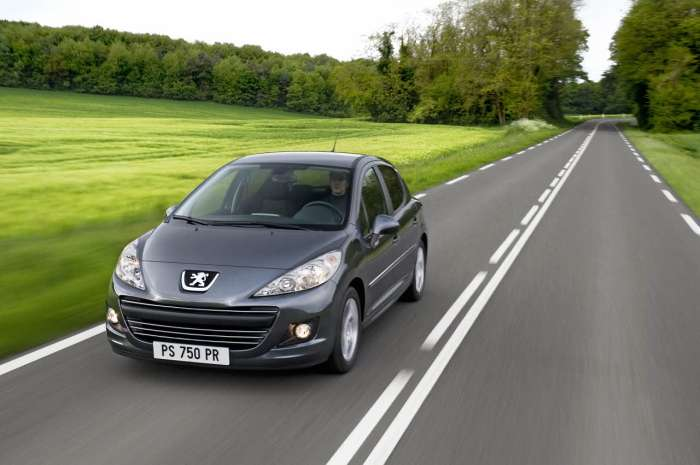 Peugeot 207 2010MY Hatchback