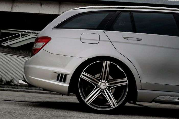 Mercedes C by Wald