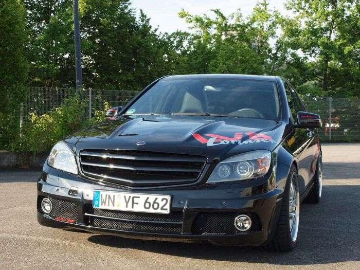 Lorinser LV8
