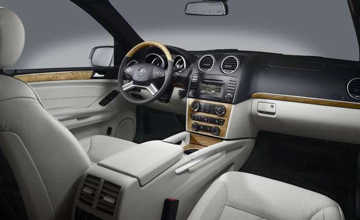 Mercedes GL 2009