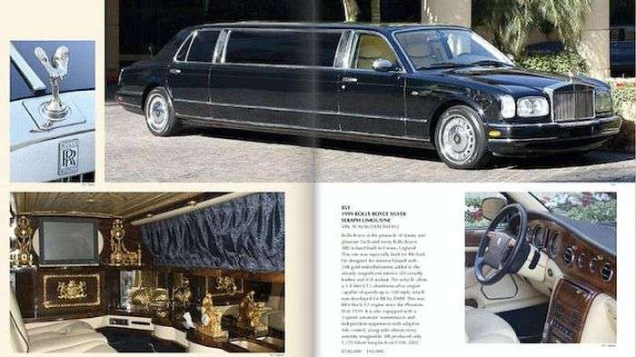Samochody Michaela Jacksona