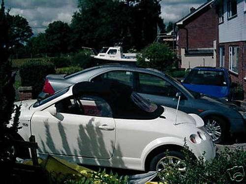 Audi TT replika