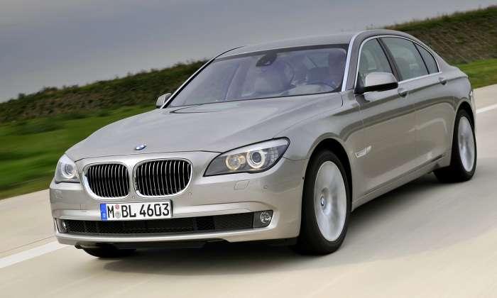 BMW 735d