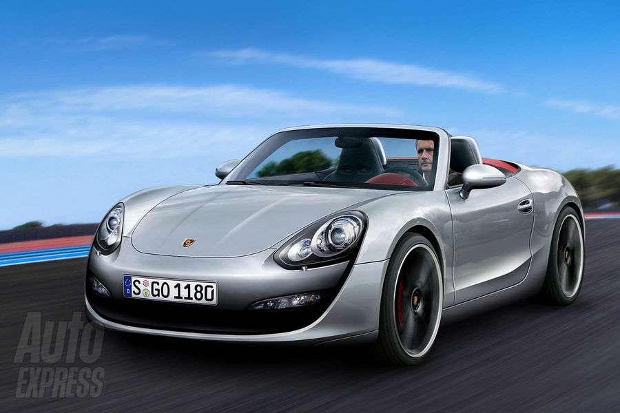 Porsche Spyder AX