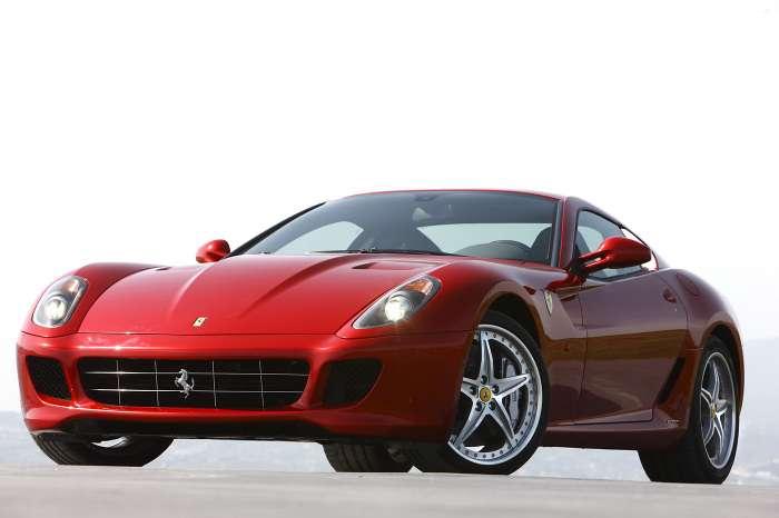 Ferrari 599 GTB Fiorano HGTE