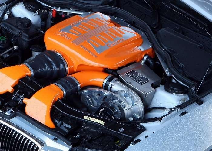 BMW M3 by GPower