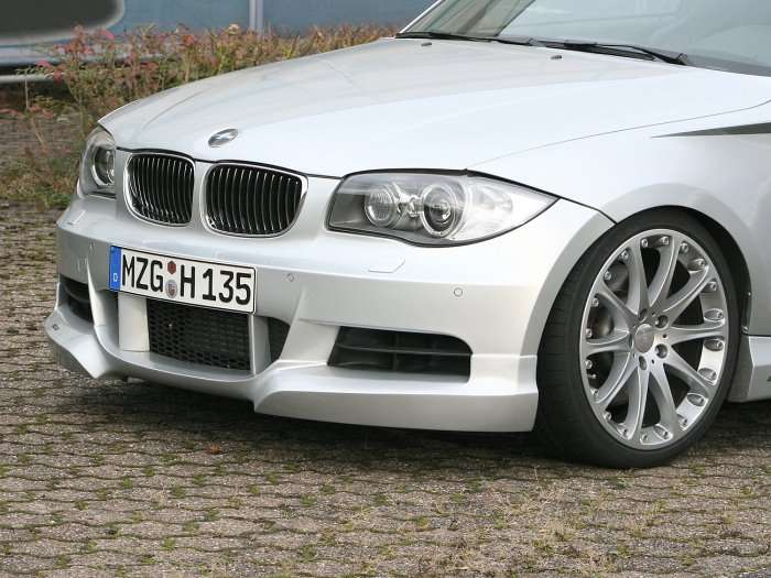BMW 1 by Hartge