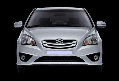 Hyundai Accent facelift