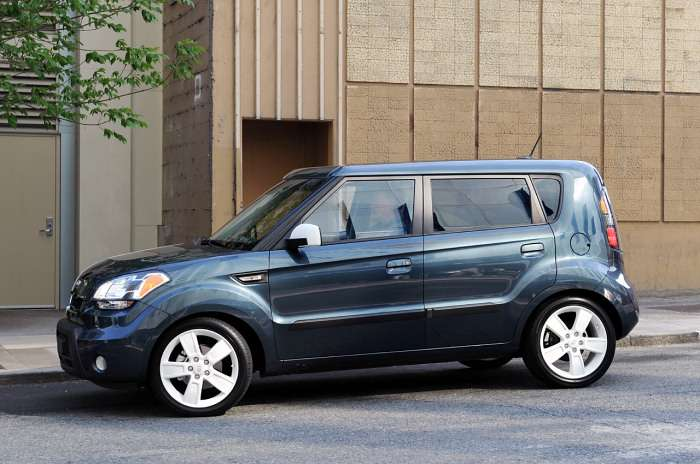 Kia Soul Denim
