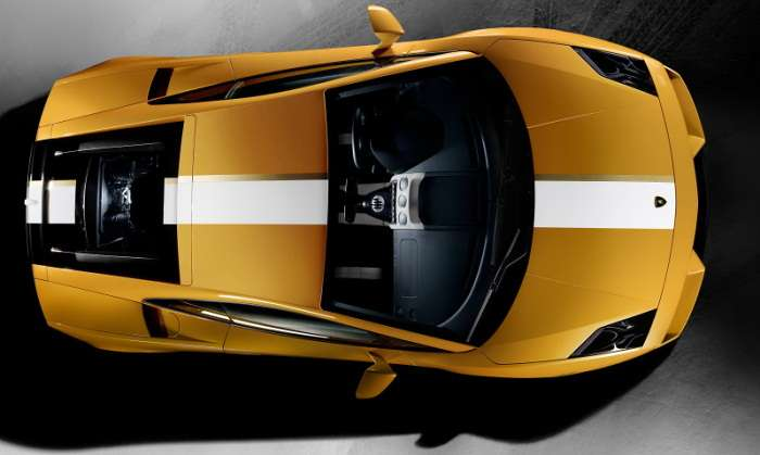 Lamborghini Gallardo LP550 2