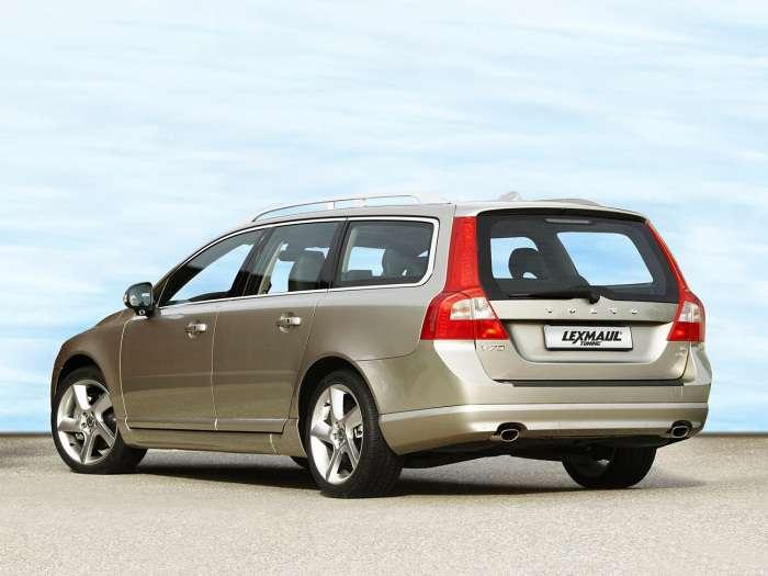 Volvo V70 by Lexmaul