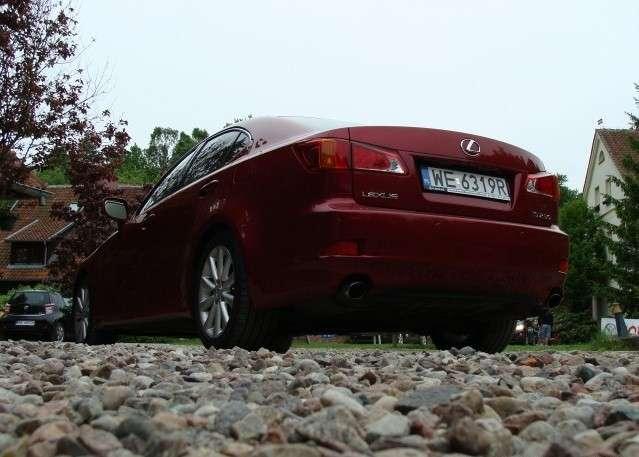 Lexus IS 250 2.5 V6 208KM Prestige 2009