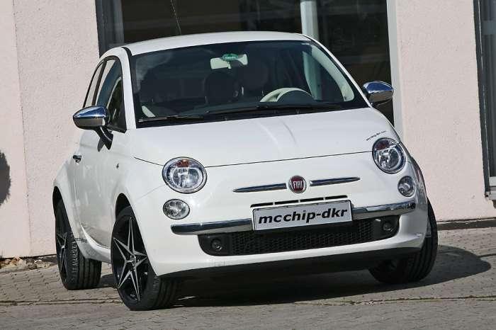 Fiat 500 Mcchip