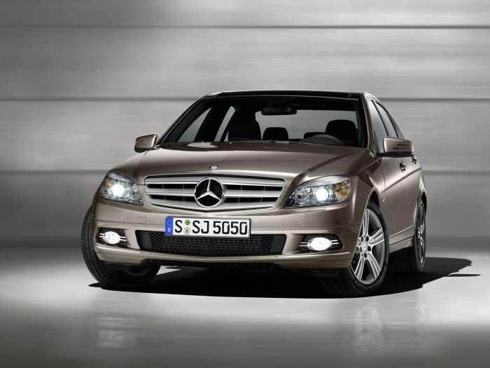 Mercedes C Special Edition
