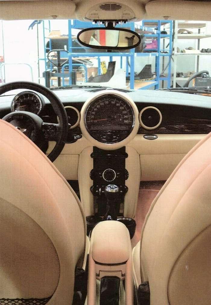 Mini Rolls Royce Edition