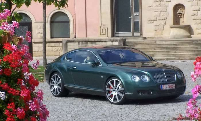 Bentley by MTM
