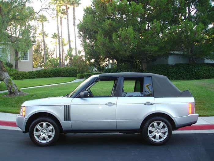 Range Rover Cabrio