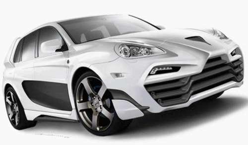 Porsche Cayenne by Status Design