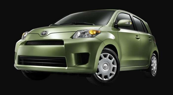Scion xD RS