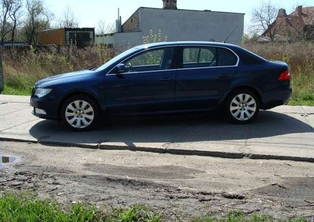 Skoda Superb II 1.4 TSI 125KM Ambition