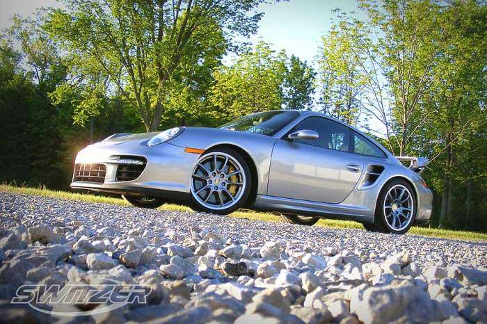 Porsche 911 GT2 by Switzer