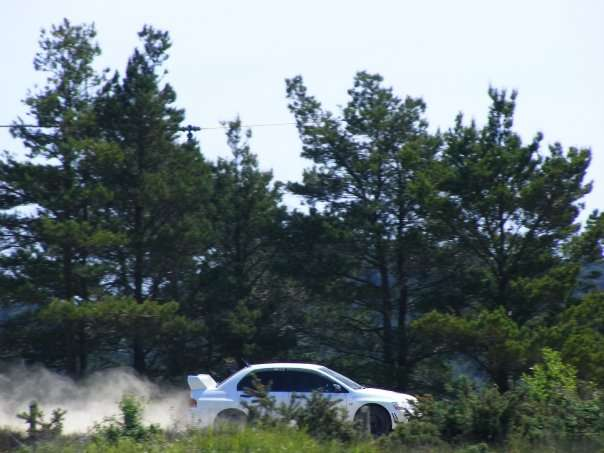 Top Gear Evo crash
