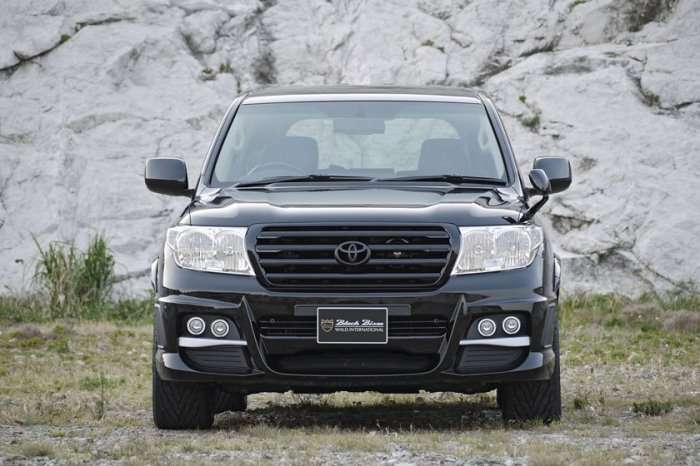 Toyota Land Cruiser by Wald