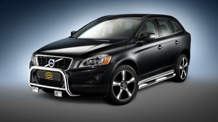 Volvo XC60 by Cobra