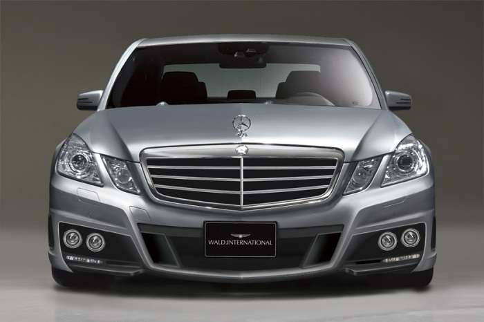 Mercedes E by Wald