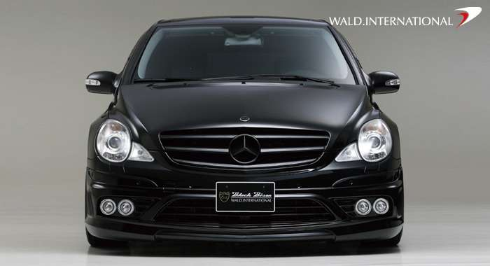 Mercedes R Wald Int
