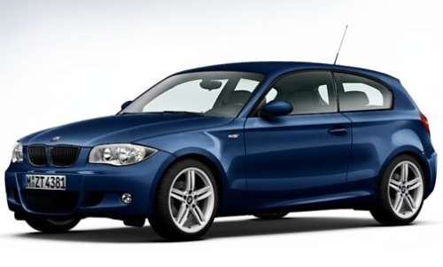 BMW 116d by Hartge