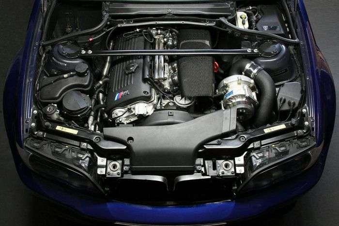 BMW M3 E46 G-POWER 2009