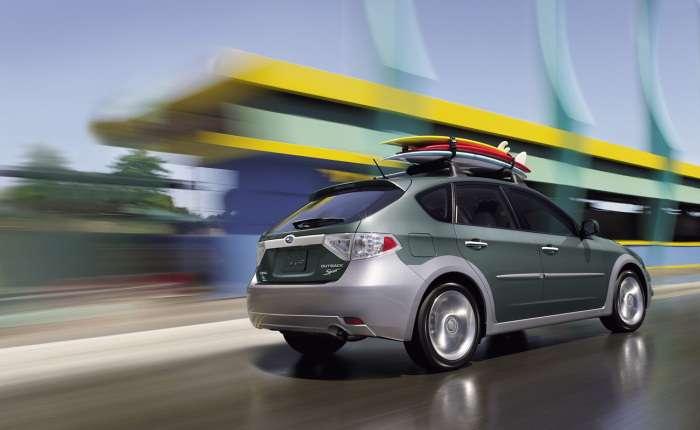 Subaru Impreza 2010 USA