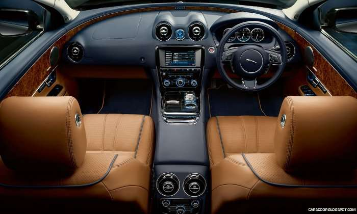 Jaguar XJ Galeria