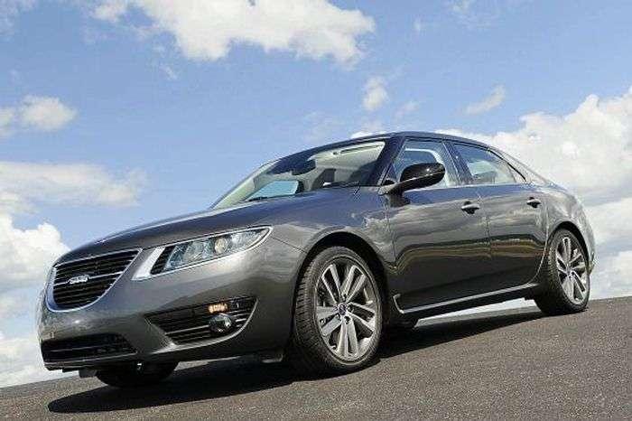 Saab 95 przedoficjalne