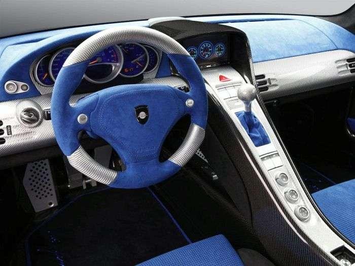 Gemballa Mirage Porsche Carrera GT Matt