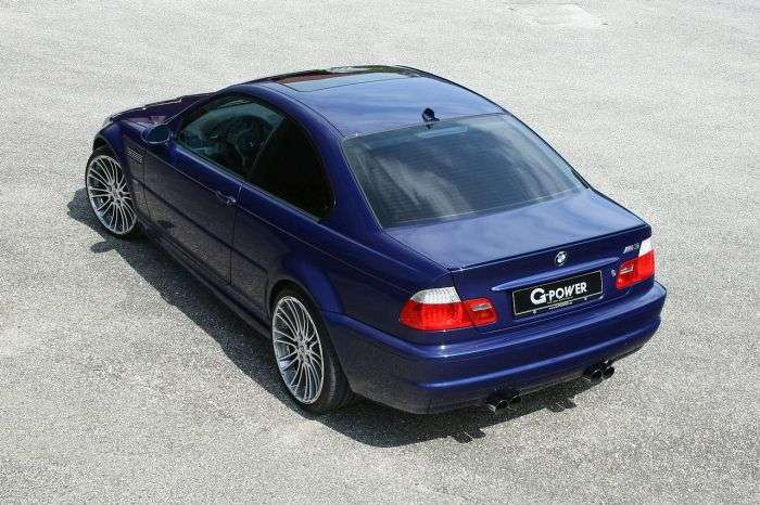 BMW M3 E46 G-POWER 2009