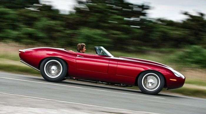 Eagle EType Speedster