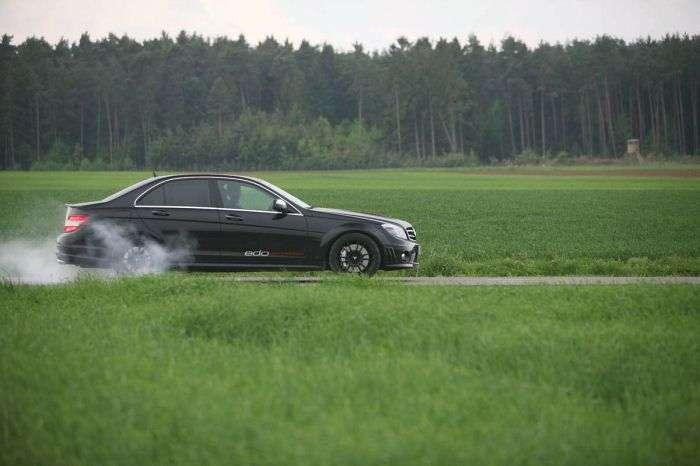 Mercedes C63 AMG by Edo