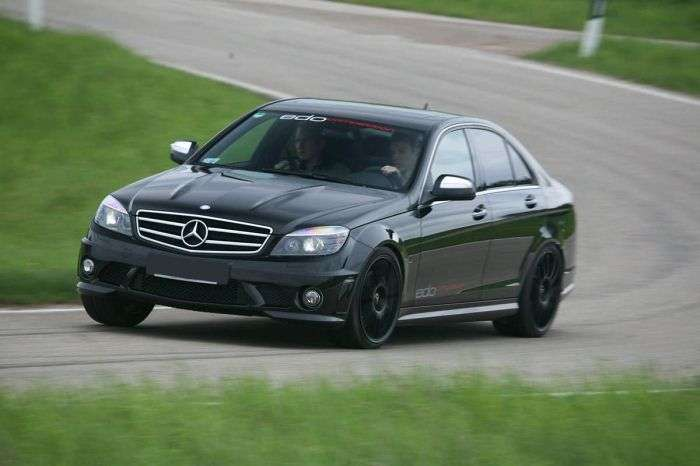 Mercedes C63 AMG by Edo