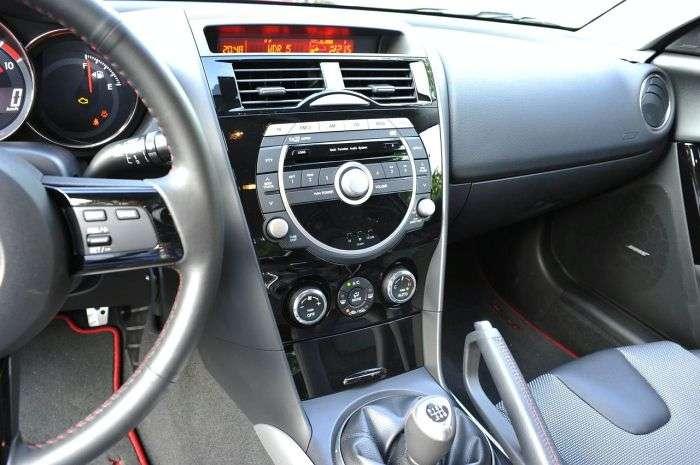 Mazda RX8 2010