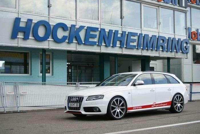 Audi S4 by MTM