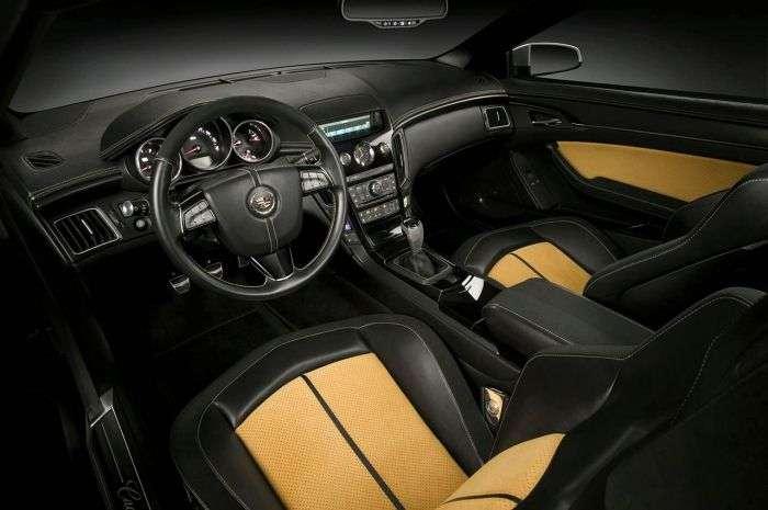 Cadillac CTSV Coupe Concept