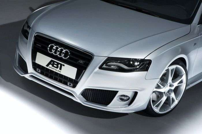 Audi S4 by ABT
