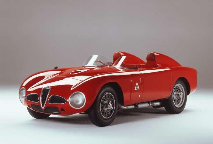Alfa Romeo 8C Spider Goodwood 2009