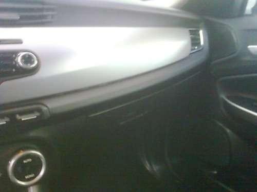 Alfa Romeo Milano szpieg