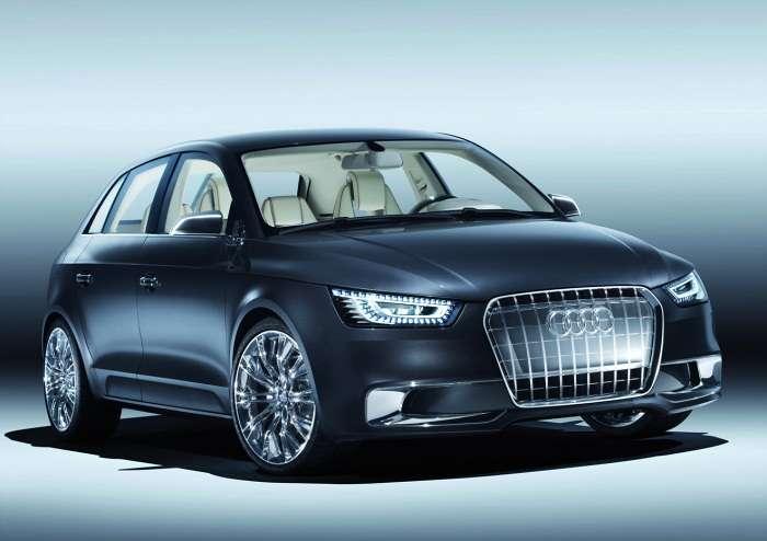 Audi A1 Concept