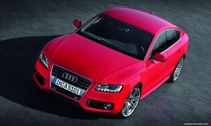 Audi A5 Sportback Galeria