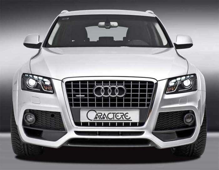 Audi Q5 Caractere 2009
